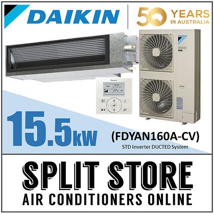 DAIKIN | Ducted 15.5kW - FDYAN160A-CV