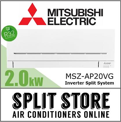 Mitsubishi Electric - 2.0kW MSZAP20VGKIT