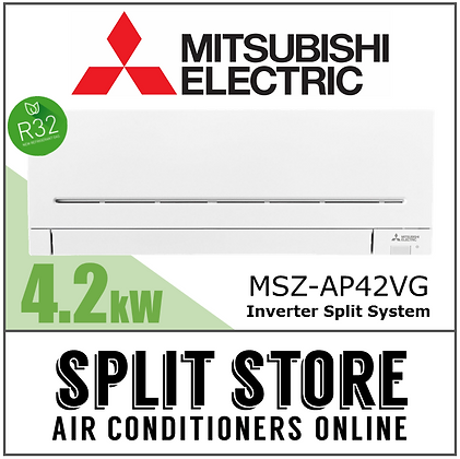 Mitsubishi Electric - 4.2kW Split System