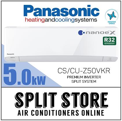 Panasonic | 5.0kW CS/CU-Z50VKR (Deluxe)