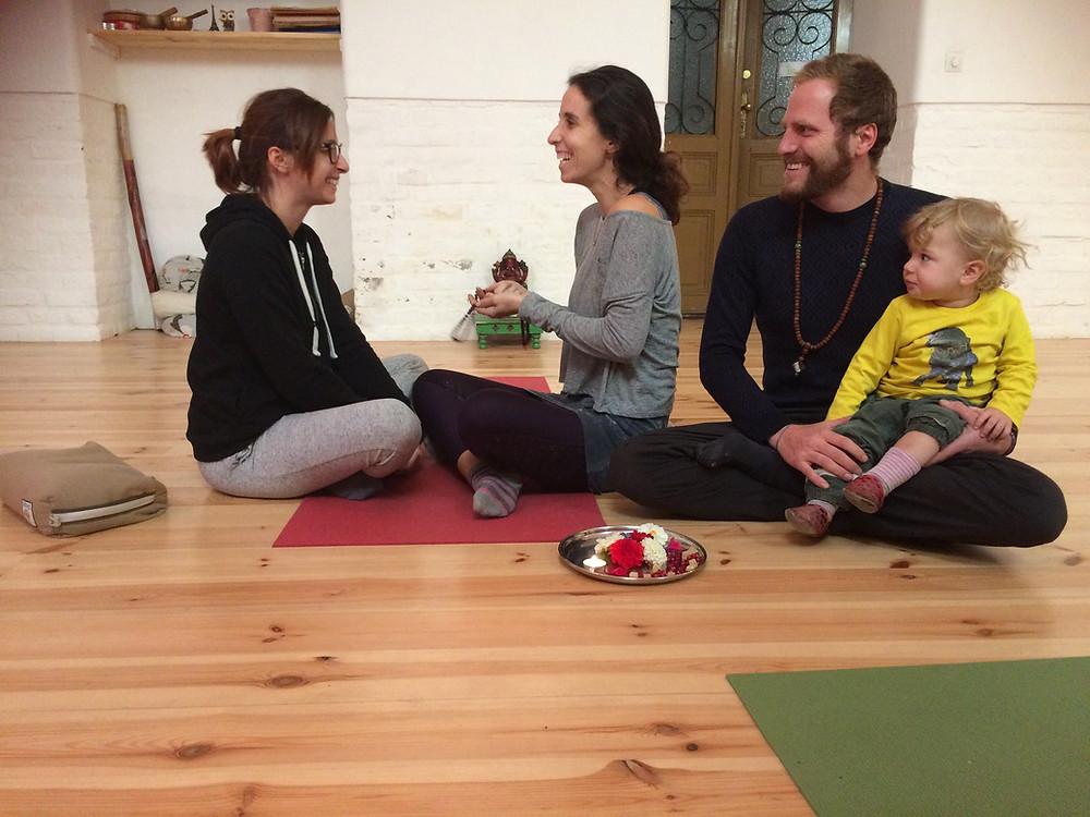 Intensive Yoga Alliance teacher training ausbildungen