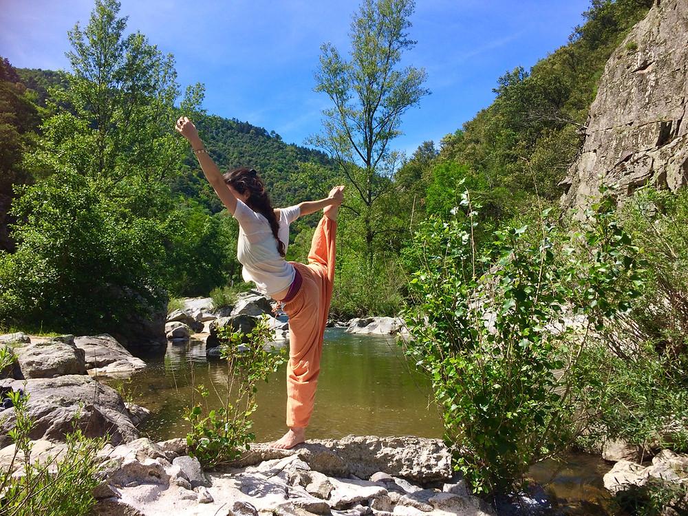 summer yoga classes training