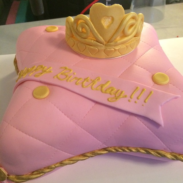 Instagram - #princess cake