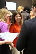 Career change event for women returning from maternity leave
