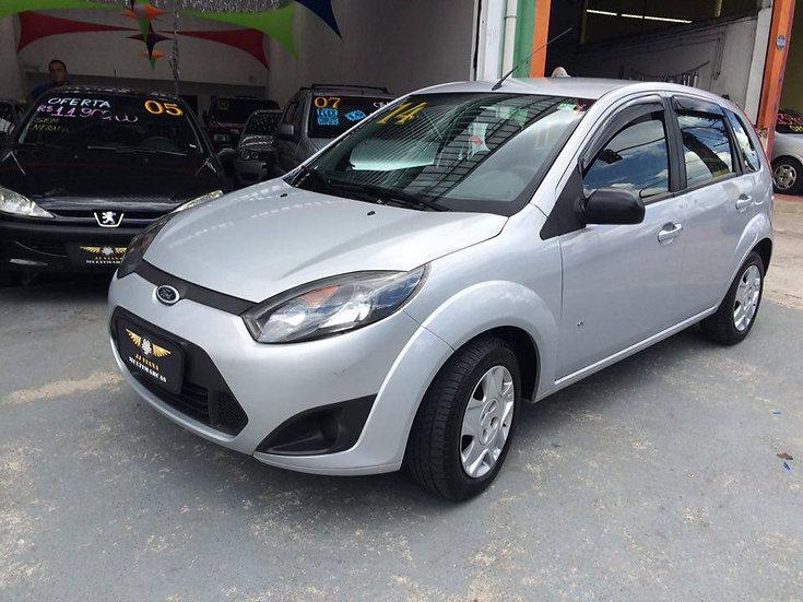 Ford Fiesta SE Flex - Completo 2014