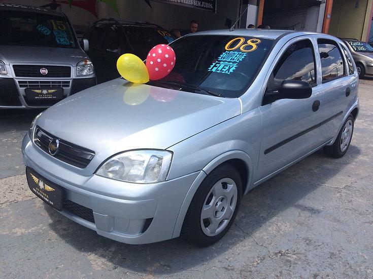 Corsa Hatch Max Flex - Completo 2008