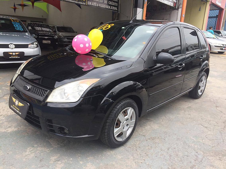 Ford Fiesta Hatch Completo 2008