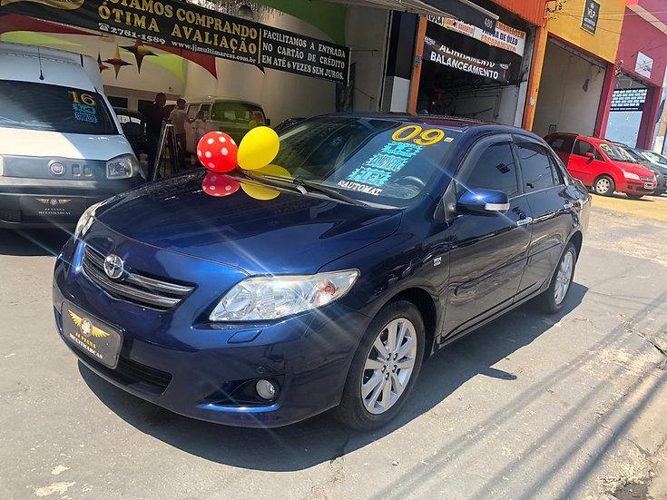 Corolla SE-G 1.8 Aut Flex - Completo