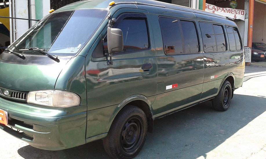 Kia Grand Besta 2001 Motor 3.0 Diesel 16 Lugares