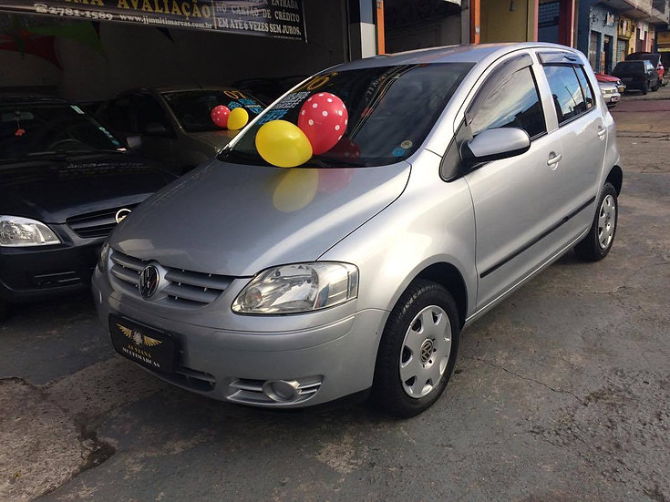 Volkswagen Fox Plus 1.0 Flex 2006
