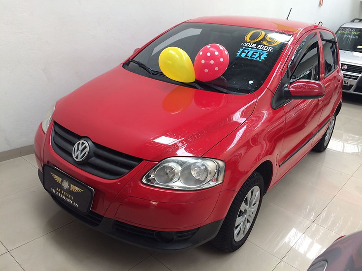 Volkswagen Fox 1.0 Flex 2009