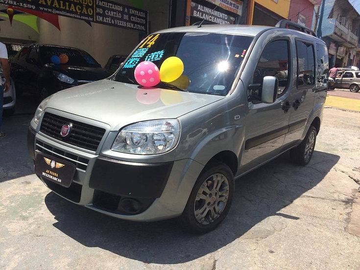 Fiat Doblo Essence 1.8 Flex Completo 2014