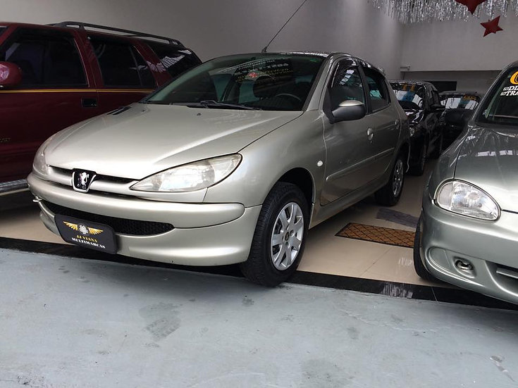 Peugeot 206 Presence 2006 1.4 Flex