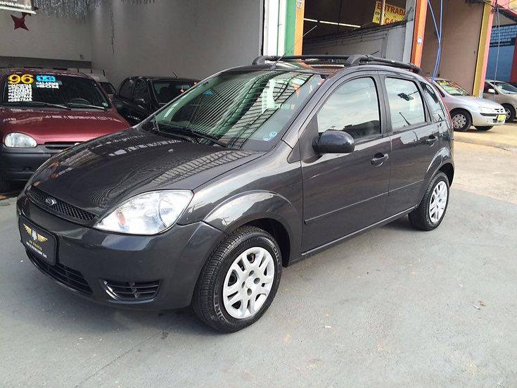 Ford Fiesta 1.6 Flex - Completo 2007