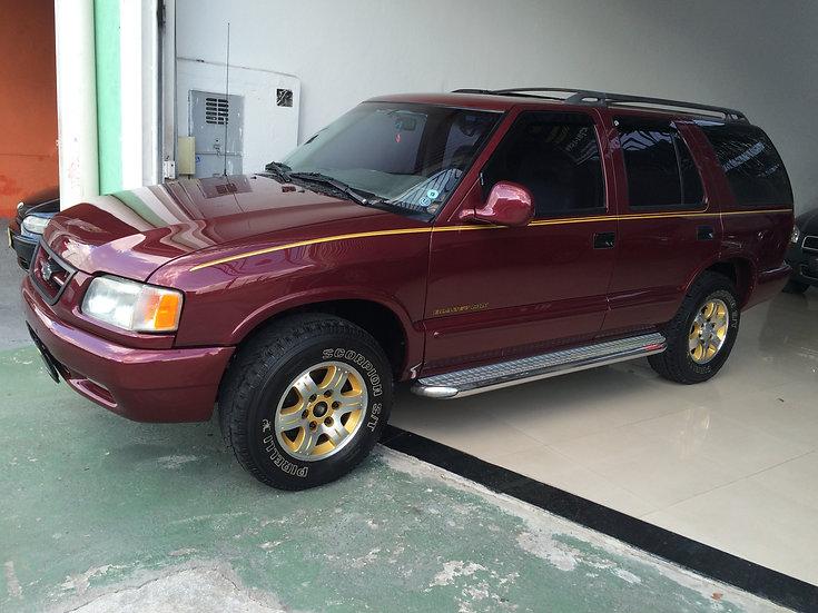 Blazer Executive 4.3 V6 1997 Automática - Completa