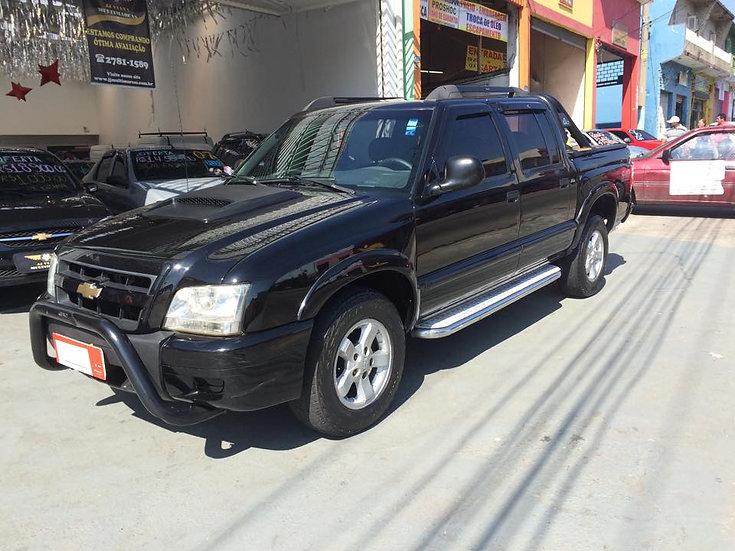 S10 2.8 Turbo Diesel 4x2 - Completa