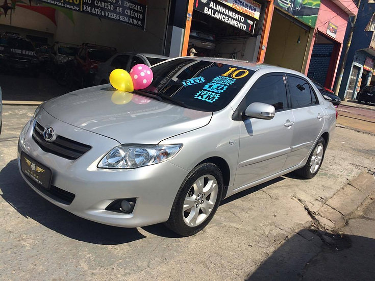 Toyota Corolla XEI 1.8 Flex Completo 2010