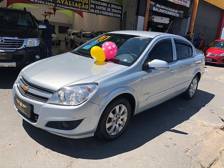 Vectra Sedan Expression 2.0 Flex Completo 2010