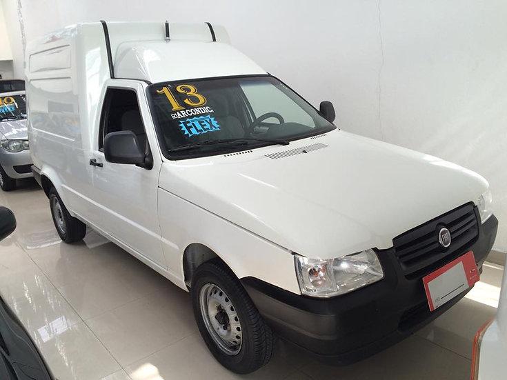 Fiat - Fiorino 2013 - Ar Condicionado - Flex