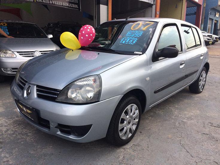 Renault Clio Expression 1.0 16v Completo 2007