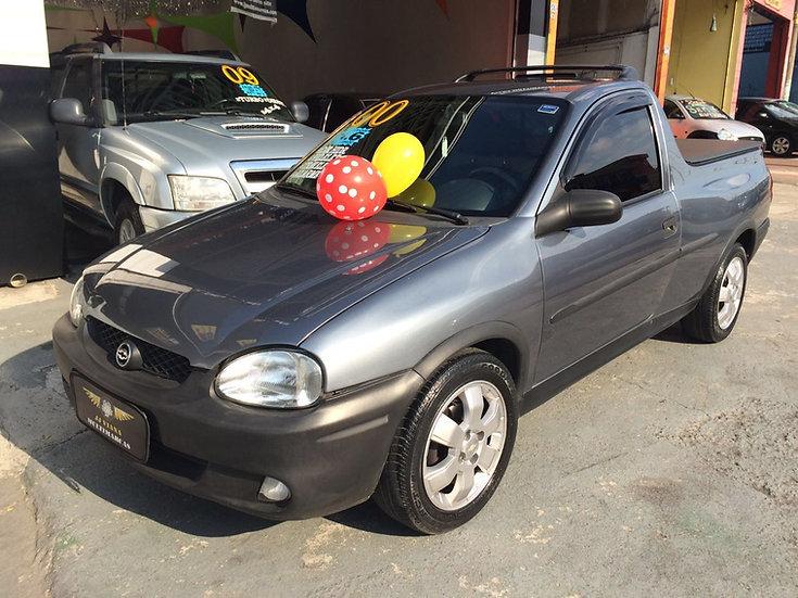 Pick-Up Corsa STD Completa Menos Ar 2000