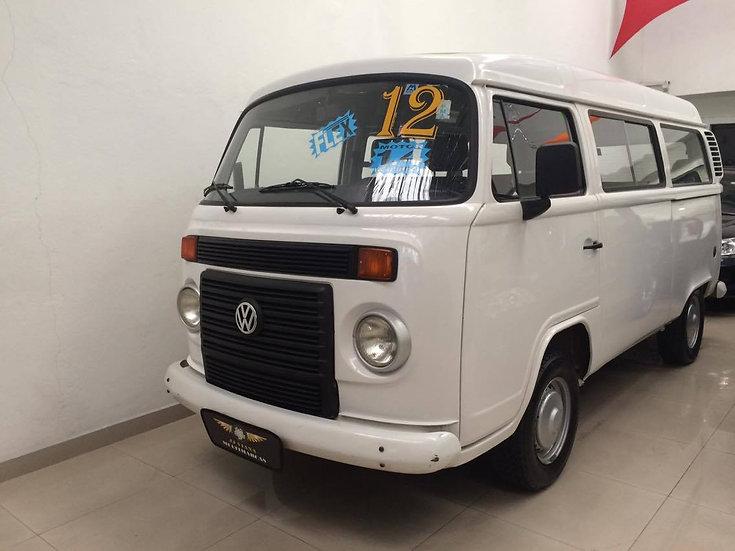 Volkswagen Kombi Standard 1.4 Flex 9 Lugares 2012