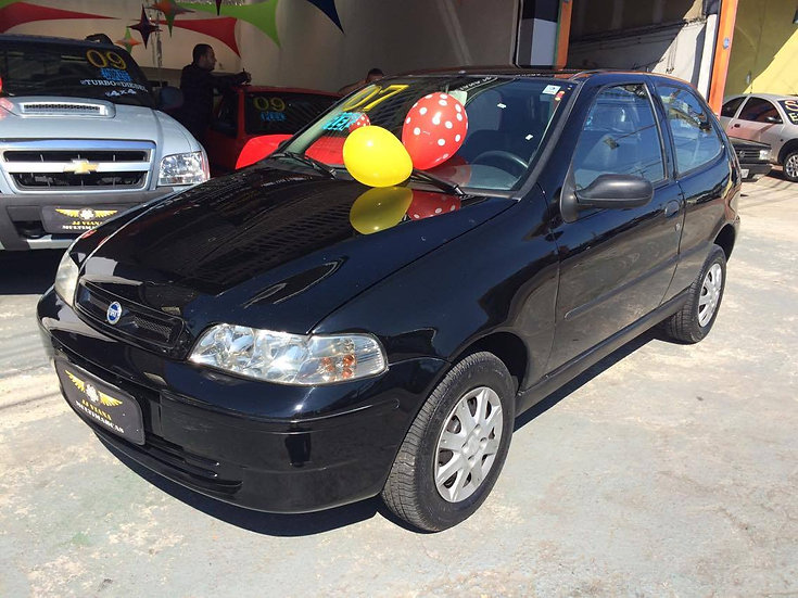 Fiat Palio Fire Flex 2007 - Revisado