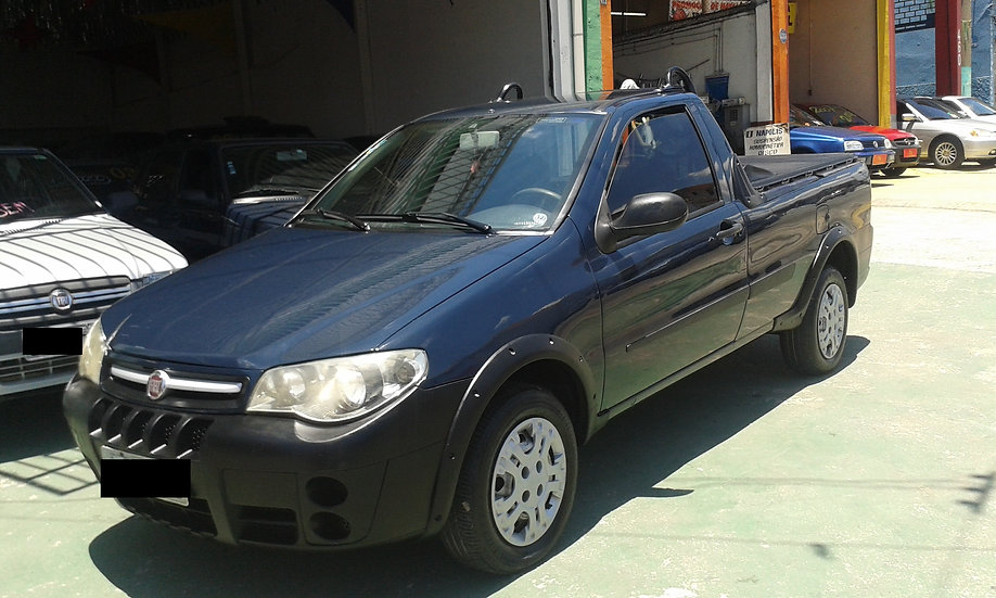 Fiat Strada Fire 1.4 Flex 2012