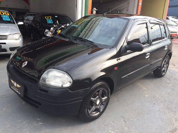 Renault Clio 2001 1.0 8 v