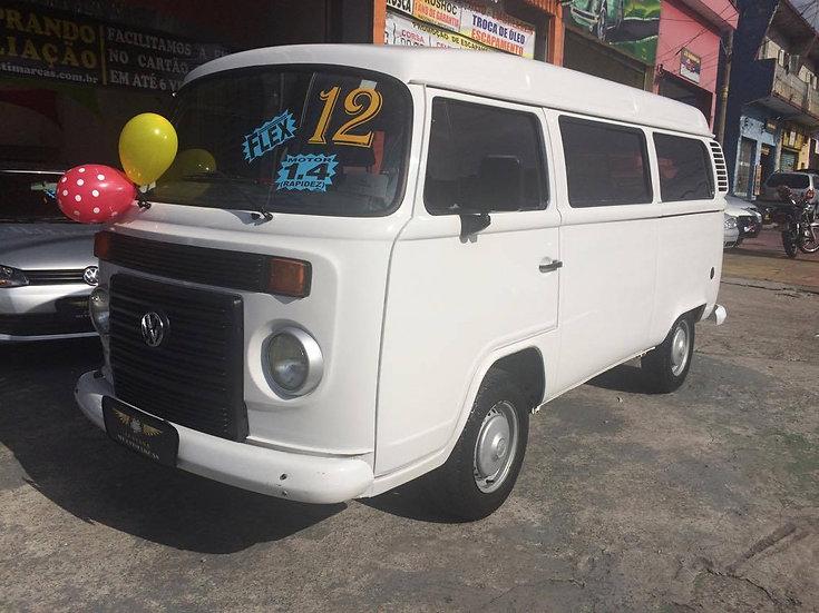 Kombi Standard 1.4 Flex 2012