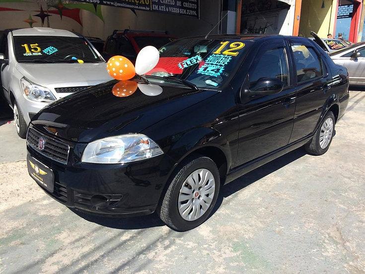 Fiat Siena EL 1.4 Flex Completo 2012