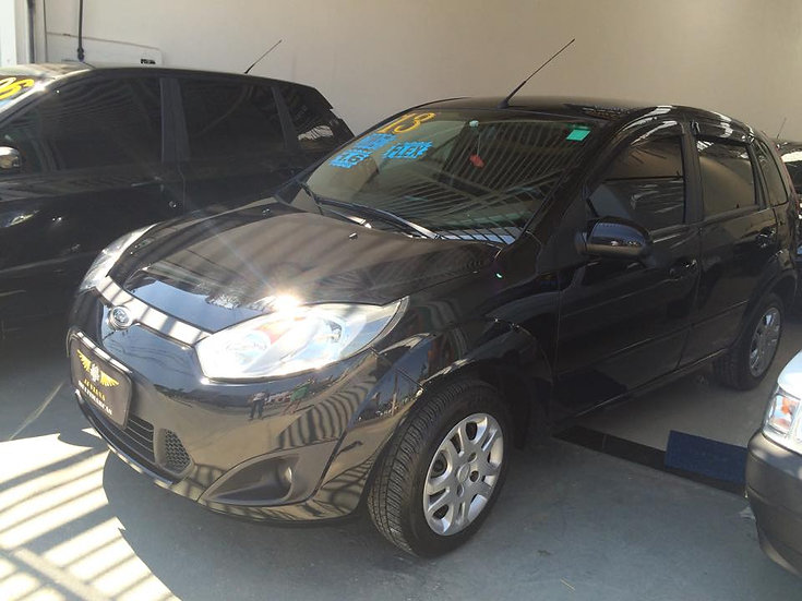 Ford - Fiesta Rocam 1.6 Flex Completo 2013