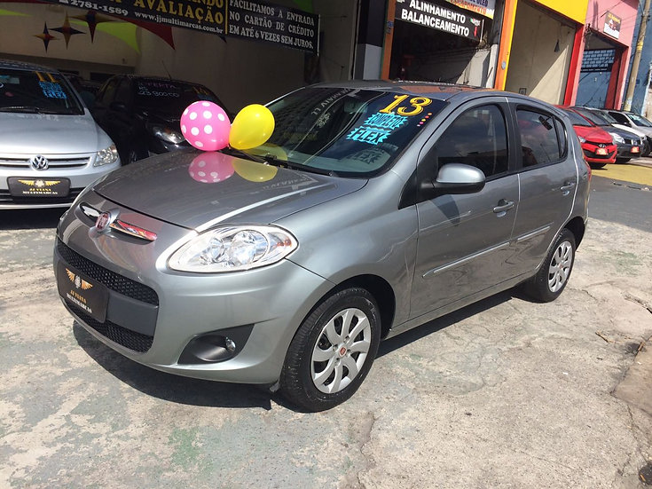 Palio Attractive 1.0 Flex Completo 2013