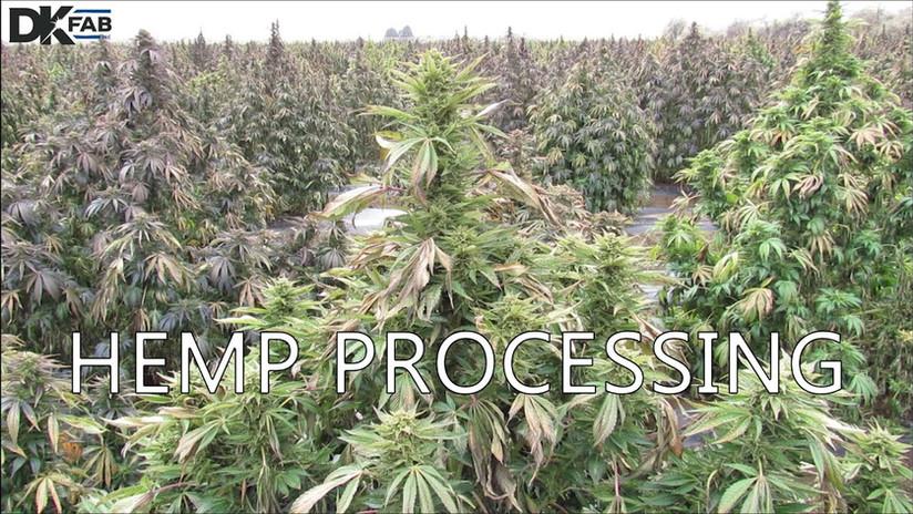 Hemp Processing