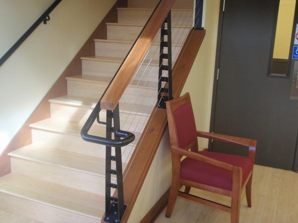 #48 stairway with railing (3).JPG