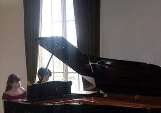 IZUMI Pianoduo in Castle Steytelinck, Wilrijk