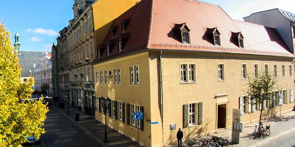 Pianoduo recital at Das Robert-Schumann-Haus
