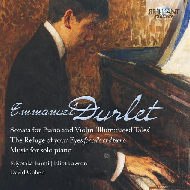 EMM. DURLET: CHAMBER MUSIC