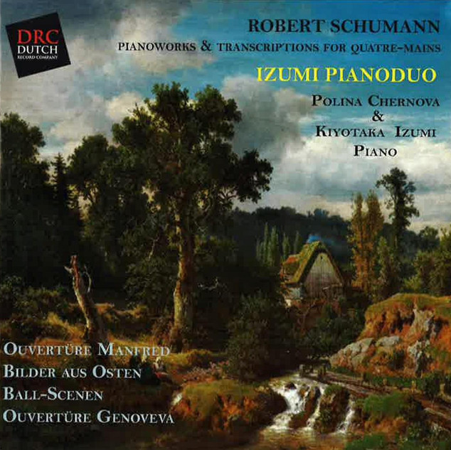 R. SCHUMANN, IZUMI PIANODUO