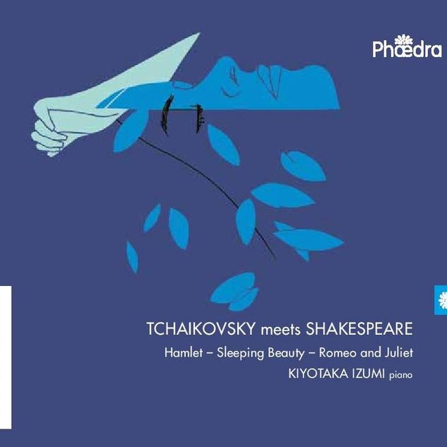 TCHAIKOVSKY MEETS SHAKESPEARE