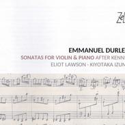 EMM. DURLET: SONATAS FOR VIOLIN & PIANO AFTER KENNIS