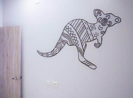 Wall Art - Oceania