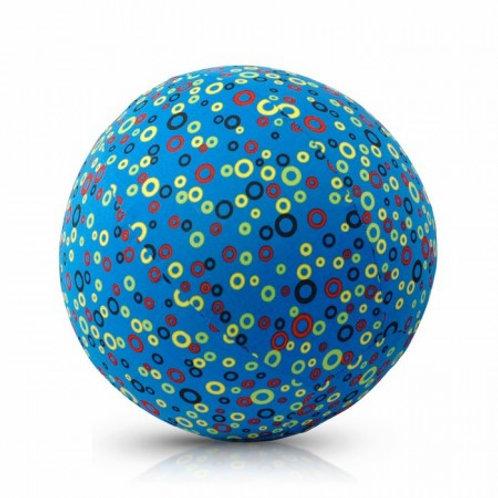 Чехол для воздушного шарика (3+) BubaBloon Кружочки (синий)