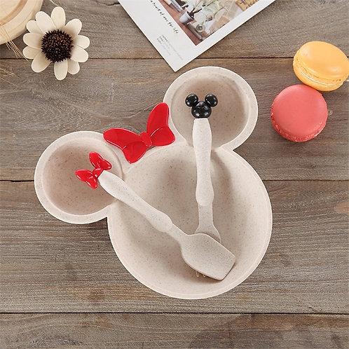 Эко-посуда Mickey