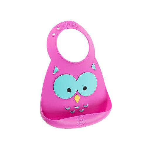 Нагрудник Baby Bib - Owl