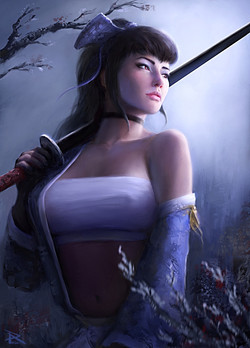 Samurai of Oz