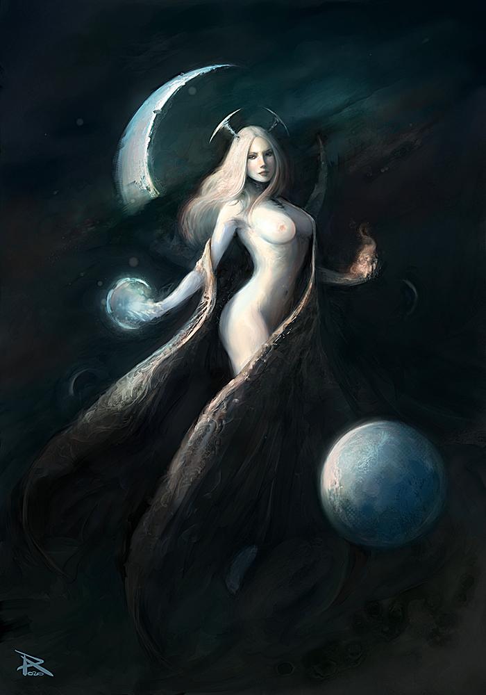 Moonmaid