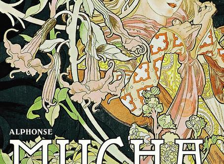 Book Review: Alphonse Mucha