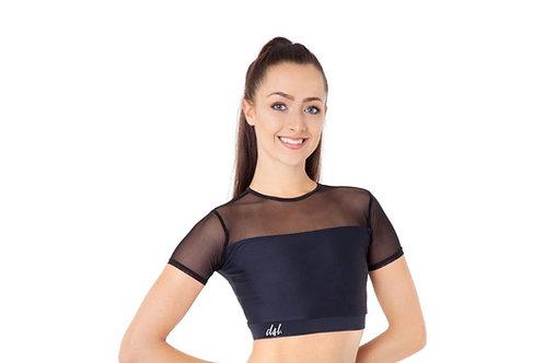 DSL Ava Crop Top (Short Sleeves)