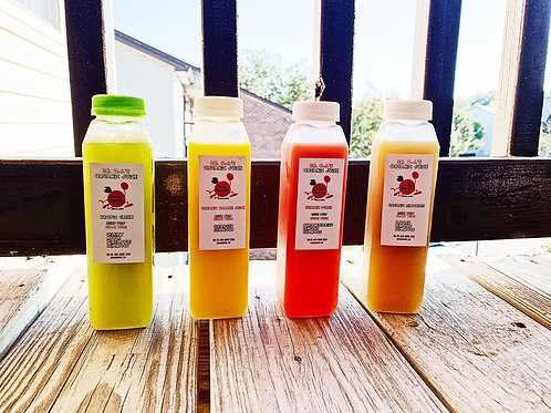 "Dr. O.J.'s Organic Juice ""Variety Pack"""